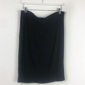 Mossimo | Black Pencil Skirt | XXL